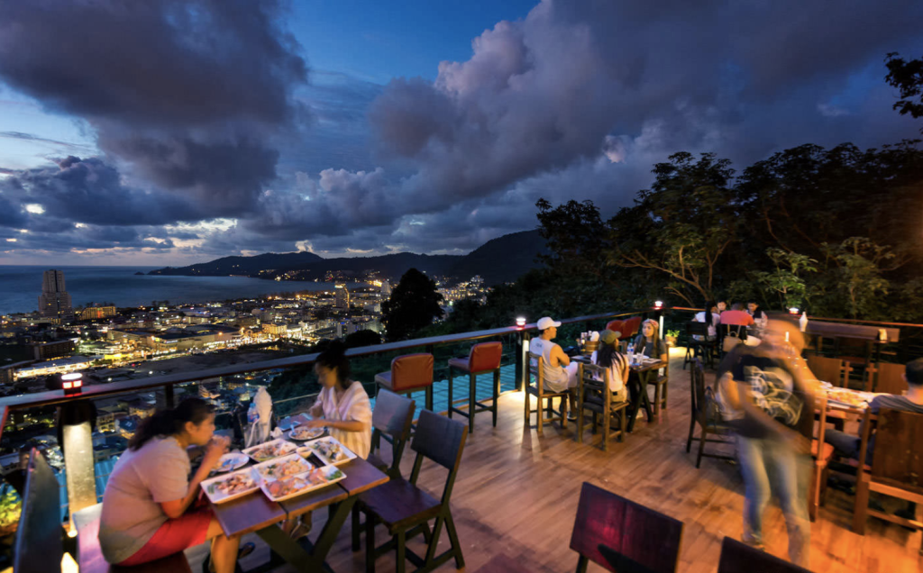 Sunset View Restaurant